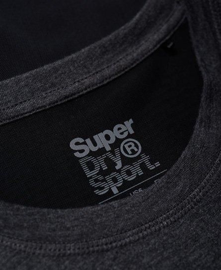 Superdry Løs Active top uden ærmer
