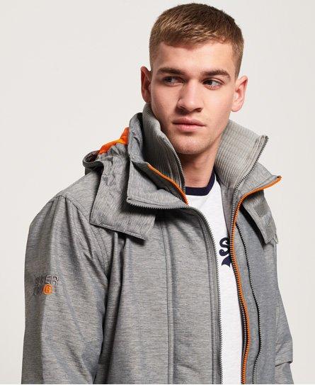 Superdry Technical Hooded Pop Zip SD-Windcheater Jacket