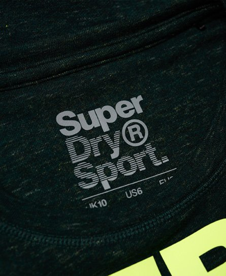 Superdry Active Batwing kort sweatshirt
