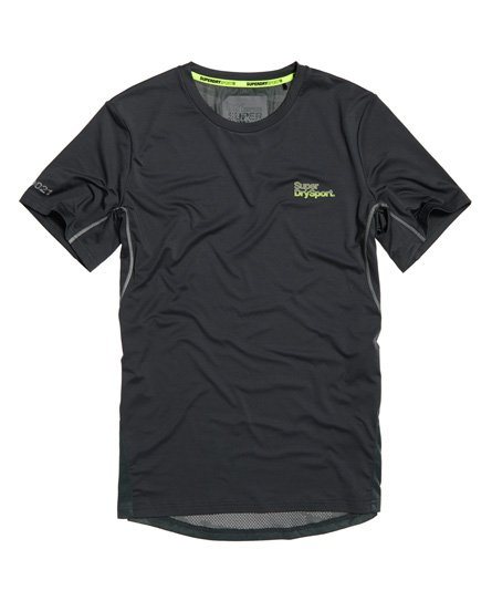 Superdry T-shirt Active Camo Jacquard