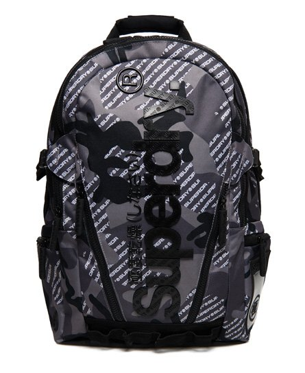 Superdry Camo Logo Tarp Backpack