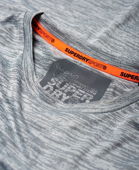 Superdry Active Training-T-skjorte med korte ermer