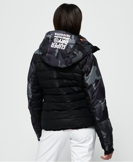 Superdry Japan Edition Snow Down-jakke