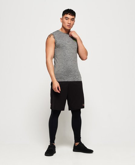 Superdry Active Small Logo Graphic Tank Top