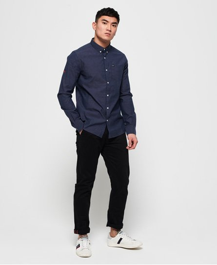 Superdry Premium University Oxford -paita