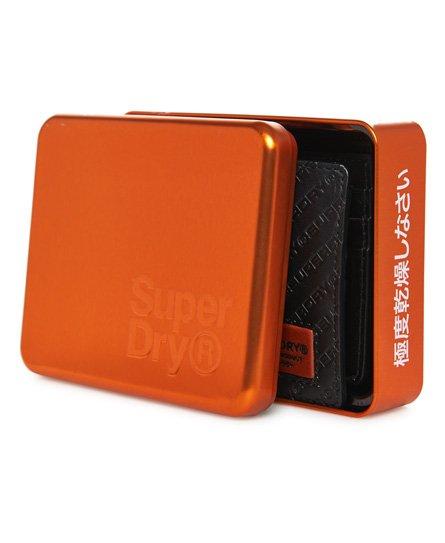 Superdry Badgeman Brieftasche