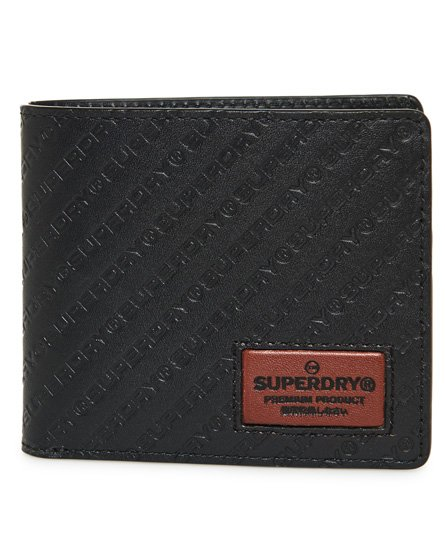Superdry Badgeman Wallet