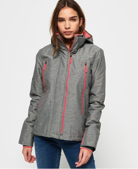 Superdry Veste zippée à capuche Pop Velocity SD-Windcheater.