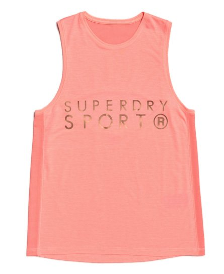 Superdry Active Studio Luxe-singlet
