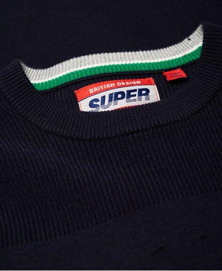 Superdry Nu Embossed Logo Crew Jumper