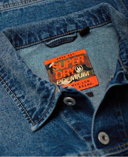 Superdry Highwayman Trucker Denim-jakke