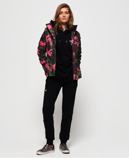 Superdry Cazadora Tech Print Velocity SD-Windcheater