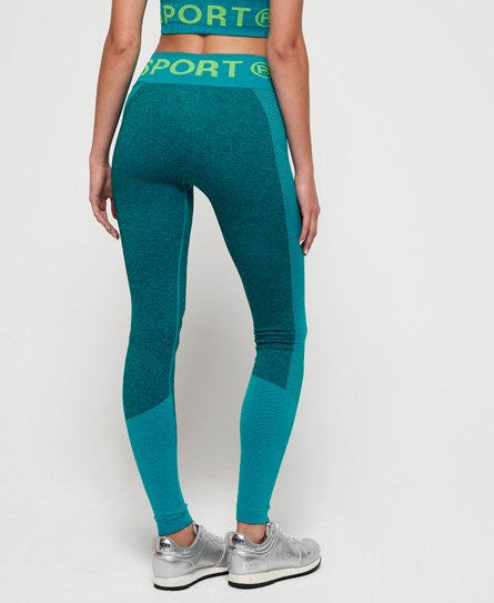 Superdry Aktive sømløse leggings