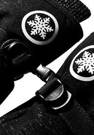 Superdry Ultimate Snow Service -käsineet