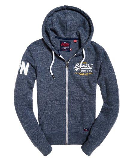 Superdry Premium Goods Duo hættetrøje med lynlås
