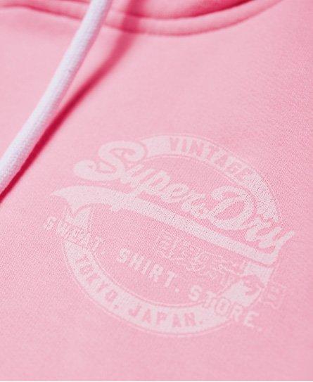 Superdry Vintage Logo Heritage hoodie