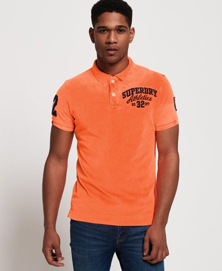 Superdry Classic Superstate Piké Polo-skjorte