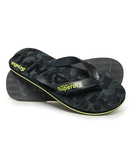 Superdry Tongs Scuba Grit