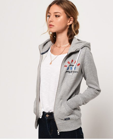 Superdry Applique-hettejakke