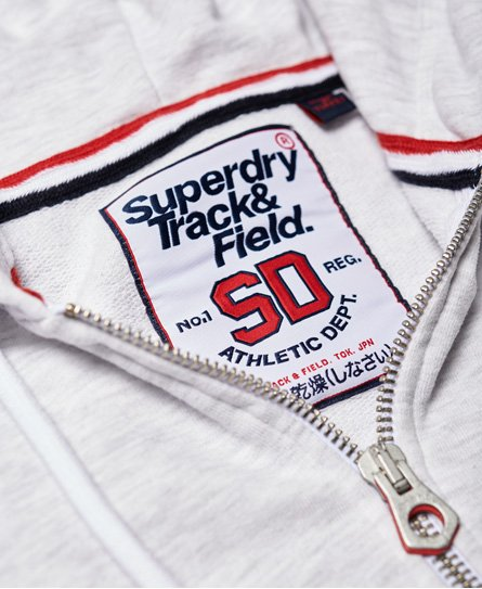 superdry track & field lightweight