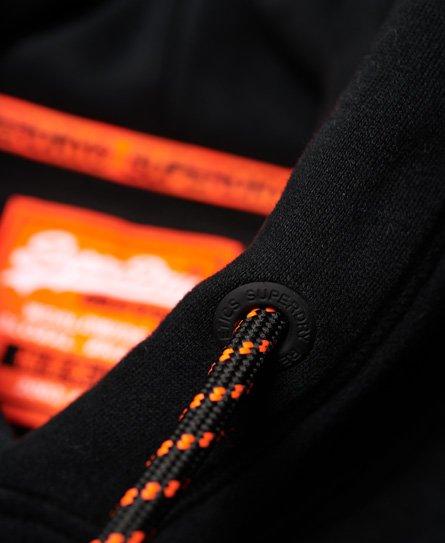 Superdry Sweat à capuche avec logo appliqué Vintage