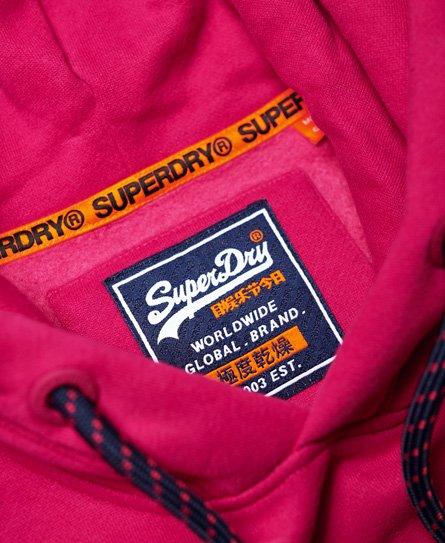 Superdry Vintage Logo Applique Hoodie