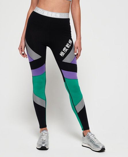 Superdry Super Sport leggings