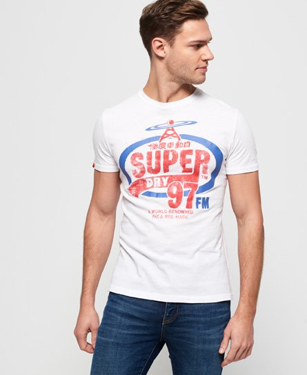 Superdry T-shirt léger Heritage Classic