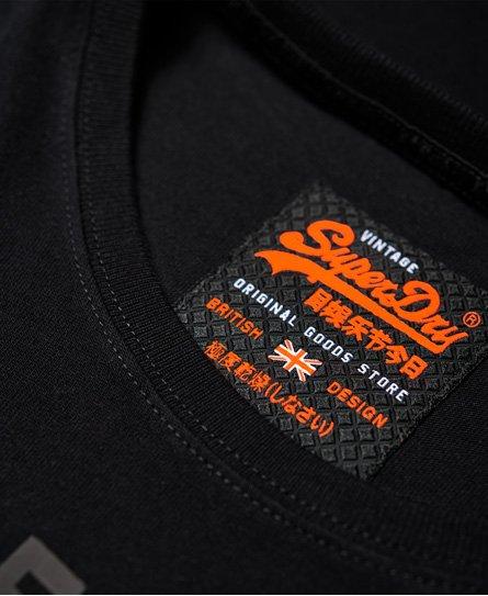 Superdry Vintage Logo Monochrome -T-paita