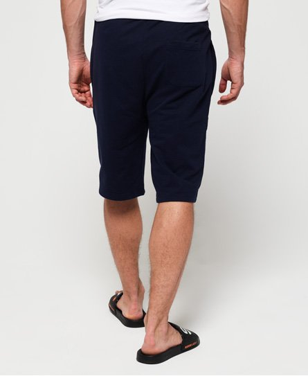 Superdry SD Laundry Organic Cotton Sweat Shorts