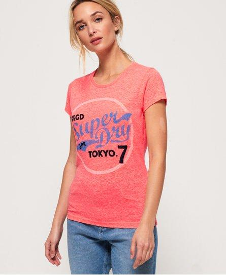 Superdry Tokyo 7 Glitter T-shirt