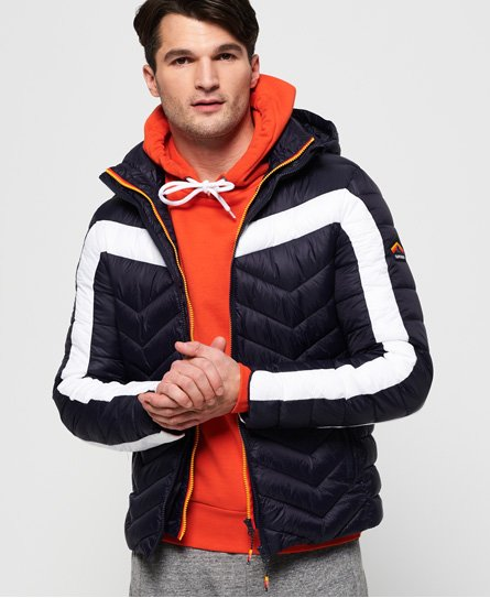Superdry Giubbotto Seismic Fuji