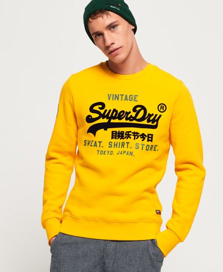 Superdry Sweat-shirt ras du cou Sweat Shirt Store