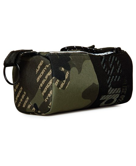 Superdry Trousse camouflage avec logo Tarp