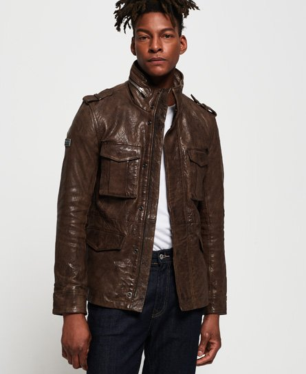 Rookie Leather Jacket