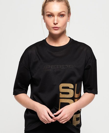 Superdry T-shirt de sport Bolt