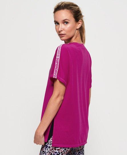 Superdry T-shirt taglio ampio Core