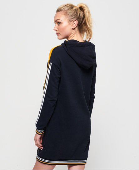 Superdry Robe sweat à capuche College