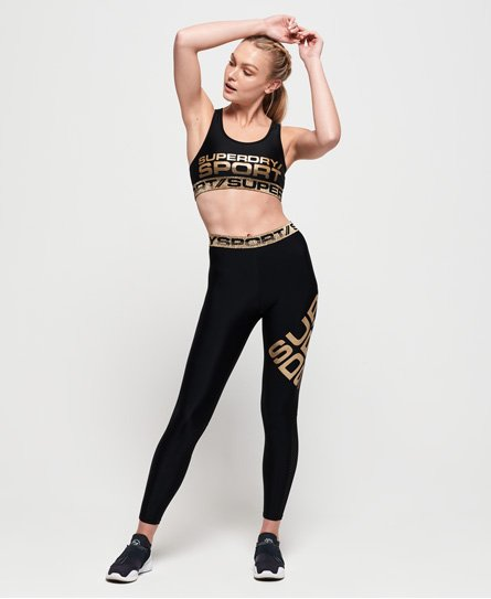 Superdry Bolt Sports Bra