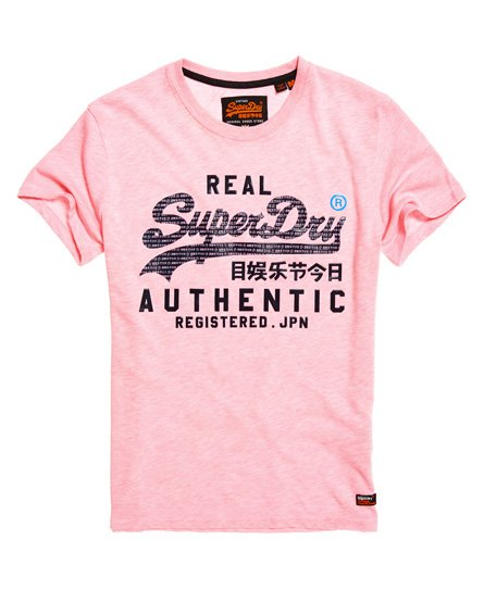 Superdry Vintage Authentic Pastel T-Shirt