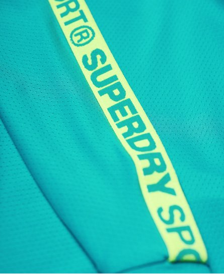 Superdry Locker geschnittenes Core T-Shirt