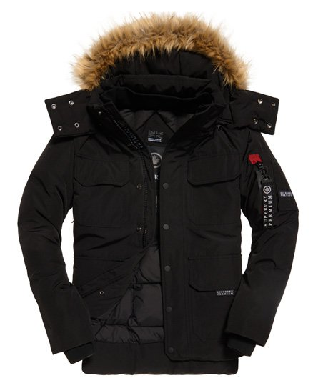 Superdry Premium Hideout Down Jacket