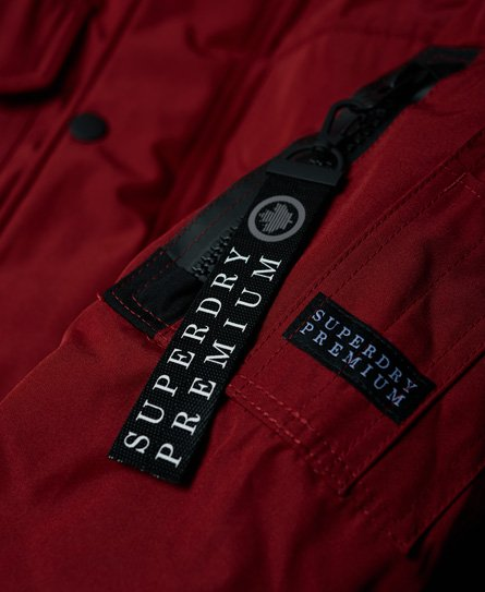 Superdry Premium Hideout Down Jacket