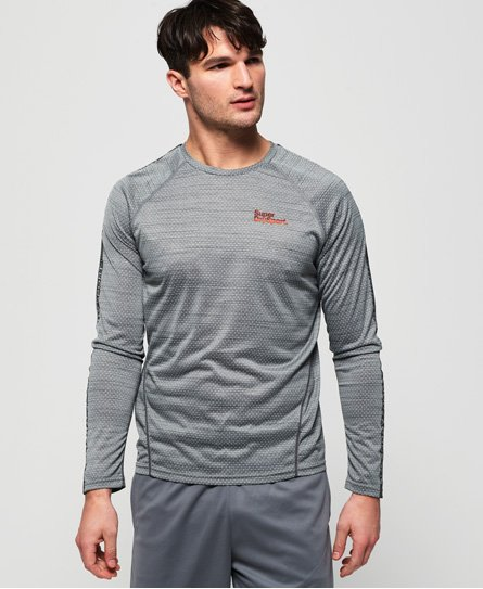 Active Microvent Long Sleeve T-Shirt