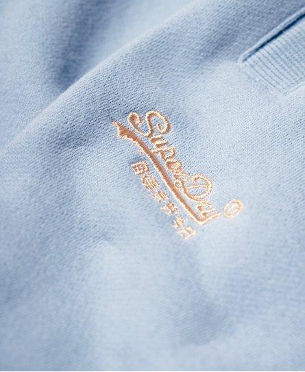 Superdry Pantalon de survêtement Elite Orange Label