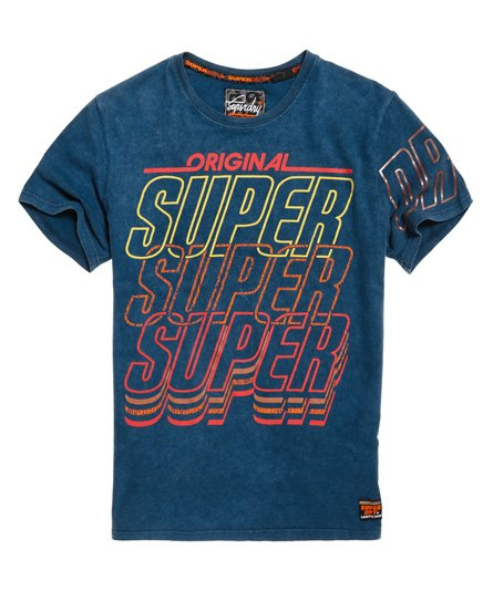 Superdry Spectrum Graphics Mid Weight T-shirt