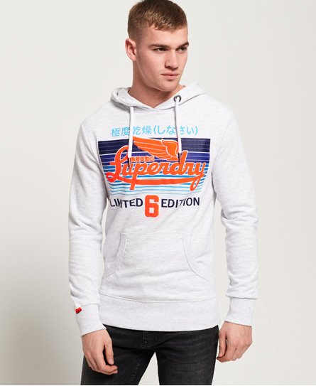 Superdry Sweat à capuche léger Limited Icarus