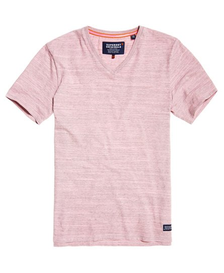 e5530b90dd2f1 Dry Originals Short Sleeve Vee T-shirt