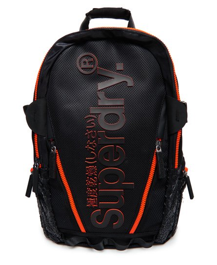 Superdry Diamond All Over Print Tarp Backpack