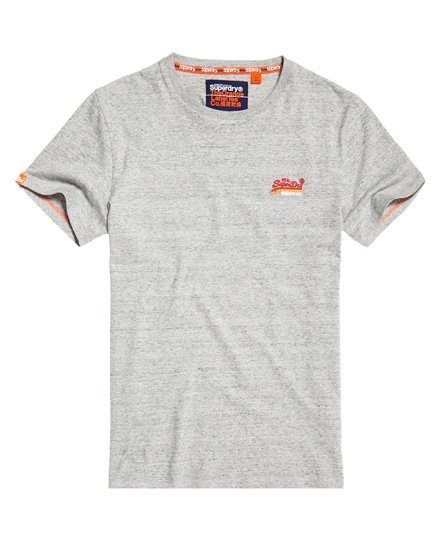 Orange Label Vintage Embroidery T-Shirt